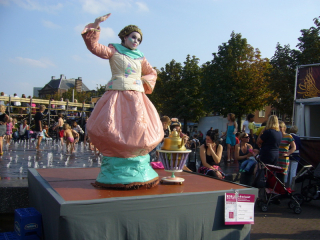 Miss Teapot, professional from The Netherlands, 1